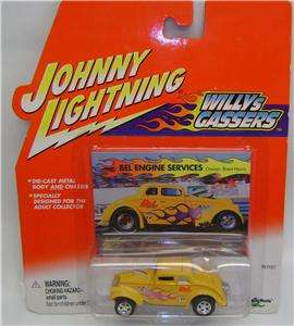 1933 WILLYS GASSERS JOHNNY LIGHTNING DIECAST 164