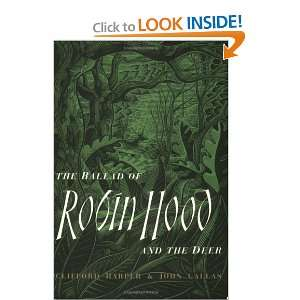 Hood and the Deer (9781904596028): John Gallas, Clifford Harper: Books
