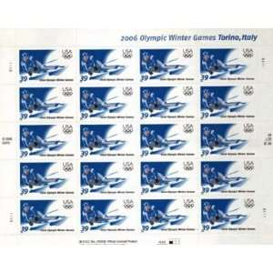 2006 Olympic Winter Games Torino Italy 20 x 39 cent us