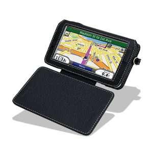 Option) Garmin Nuvi Luxury Leather Case Garmin Nuvi 750, Nuvi 755T