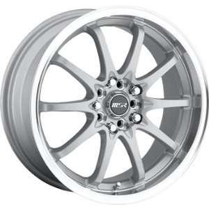 MSR 92 17x7.5 Silver Wheel / Rim 5x112 & 5x4.5 with a 40mm