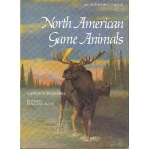 North American Game Animals (9780517534861) Crown Books