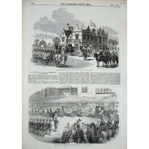 1857 Prince Albert Abney Hall Manchester Art Treasures
