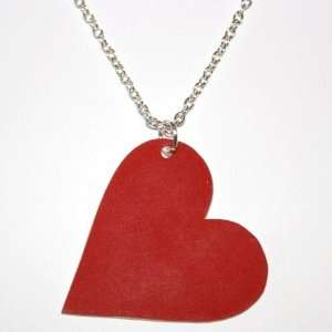 Gold plated base Hearts Necklace (18 inch chain)   Gold plated base