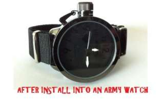 New Olive Army 22MM Nato INFANTRY Watch Band Strap