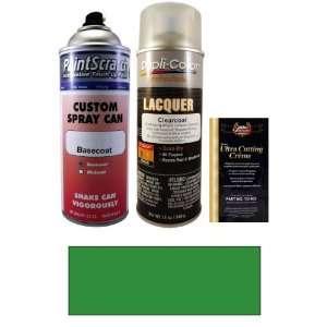 12.5 Oz. Green Spray Can Paint Kit for 1984 Toyota Landcruiser (681)