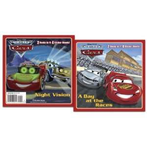 A Day at the Races/Night Vision (Disney/Pixar Cars