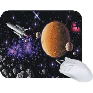 Rikki Knight Astronomy Planets Mouse Pad Mousepad   Ideal