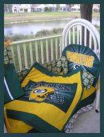 Green Bay Packers In Nursery Bedding