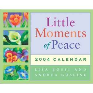 Day To Day Calendar (9780740737909) Lisa Bossi, Andrea Gosline Books