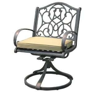 Innova New Legacy Cushion Swivel Rocker Chair Patio, Lawn