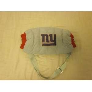 New York Giants NFL Football Game Used Hand Warmer   NFL