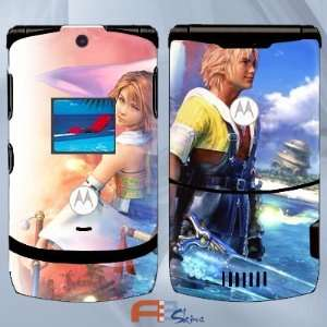 Motorola V3 Realistic Characters Skin 22236: Everything Else