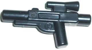 LEGO Star Wars Short Blaster Gun Minifig Accessory