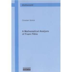 Und Angewandte Mathematik) (9783832235536) Christian Schick Books