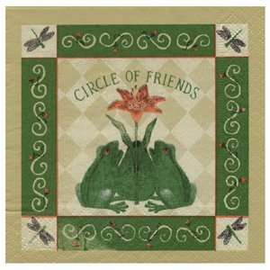 Circle of Friends paper napkins: Everything Else