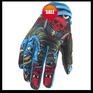 motorcycle Cycling Waterproof MTB Off Road Cycle / 3M Bike Gloves M,L