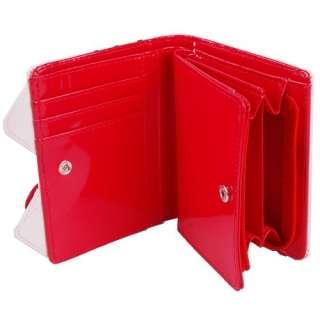 Hello Kitty Recktangle Face Folding Wallet