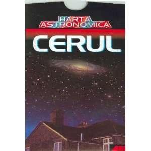 Harta astronomica   Cerul (9789736846946) Editura All