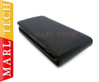 HIGH QUALITY LEATHER FLIP CASE COVER POUCH FOR HTC 7 TROPHY WINDOWS