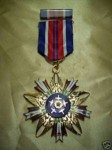 ROC Taiwan Air Force Order of Renaissance and Honour