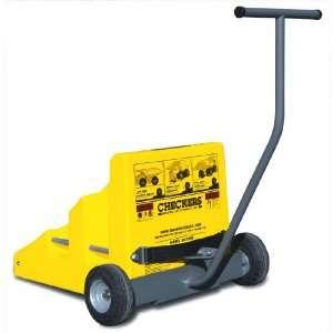 Monster CT2000 Heavy Duty 2 Wheel Transport Cart for MC2000 Urethane