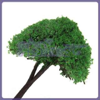 MODEL TREE fr Model Train Railroad House Park Setting