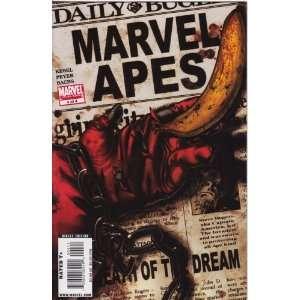 Marvel Apes #4 : 100 Monkeys! (Marvel Comics): Karl Kesel