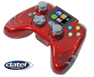WILDFIRE EVO WIRELESS CONTROLLER FOR XBOX 360 WITH LCD DISPLAY