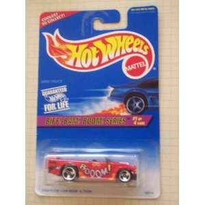 Biff Bam Boom Series #1 Mini Truck 3 Spoke Wheels #541