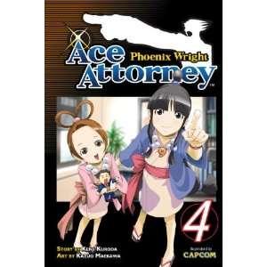 Phoenix Wright Ace Attorney 4 (9781935429722) Kenji