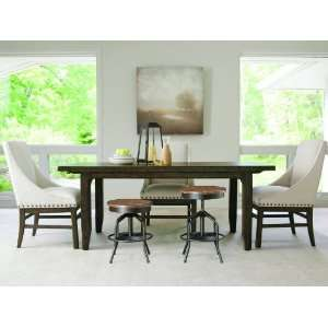 Universal Furniture Great Rooms Milhouse Table with Option