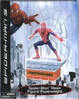Marvels Amazing Spider Man Resin Figural Paperweight