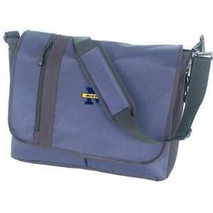 Mercury Luggage Michigan Wolverines Messenger Bag  Sports