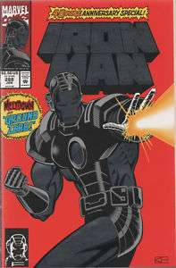 Iron Man Vol 1 #288 48 Page Anniversary Special VF