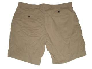 Ralph Lauren Polo Rugby Skull Khaki Shorts Pants 38