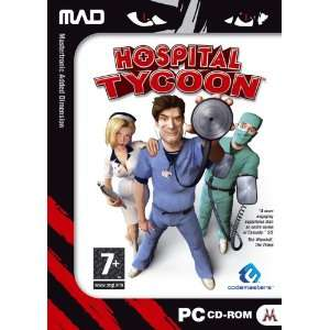 Hospital tycoon (PC) (UK): Video Games