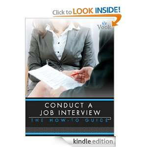 Conduct a Job Interview The How To Guide Elizabeth Magill, Vook
