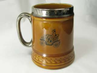 Vintage Lord Nelson Pottery Stein Mug England