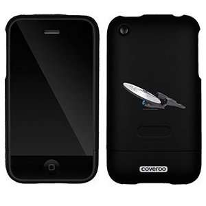 Star Trek e Movie Enterprise on AT&T iPhone 3G/3GS Case