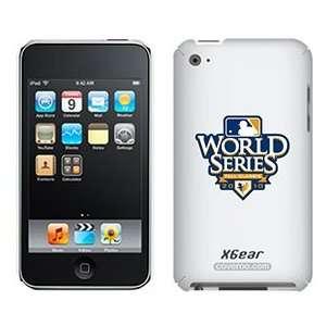 World Series 2010 logo on iPod Touch 4G XGear Shell Case