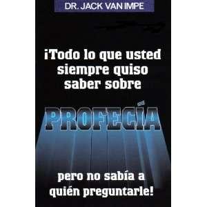 Sabía a Quién Preguntarle! (9781884137945): Dr. Jack Van Impe: Books
