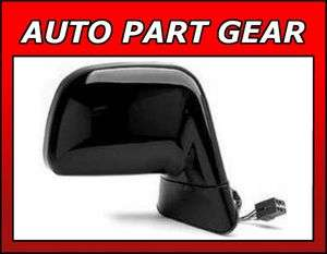 Passenger Side Power Door Mirror   Lincoln Town Car   95 97