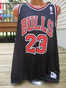 90s Chicago Bulls MICHAEL JORDAN Revesible Jersey NEW