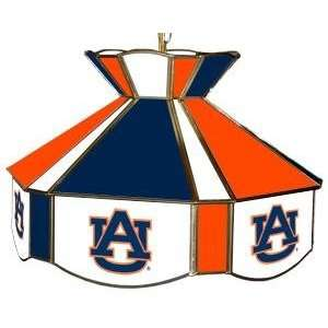 Auburn Tigers Officially Licensed Teardrop Style Stained