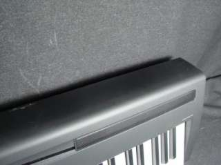 95B 88 Key Electric Piano Keyboard P95 B w/ Sustain Pedal