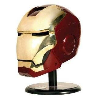Iron Man Movie Mark 3 Helmet Prop Replica Life Size Limited Edition