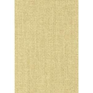 Kaidan Twill Beige by F Schumacher Wallpaper