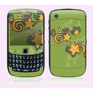 Flower Stars Decorative Skin Cover Decal Sticker for
