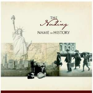 The Nuding Name in History: Ancestry Books